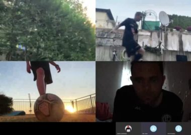 Eccellenza e innovazione: gli allenamenti 4.0 corrono su Skype e Whatsapp