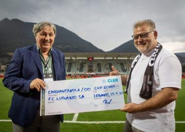 Angelo Renzetti e Paolo Ortelli