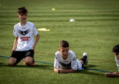 Partite delle squadre giovanili – obbligo di mascherina