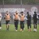 Un'immagine di un allenamento dell'FC Lugano