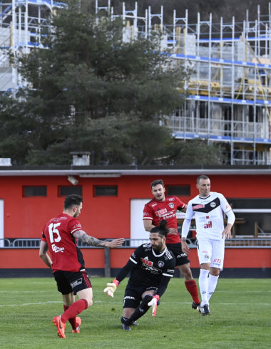 Coppa: Monthey-Lugano (0-2) 1