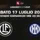 Lugano Region Cup: Lugano e Inter si affrontano il 17 luglio 1