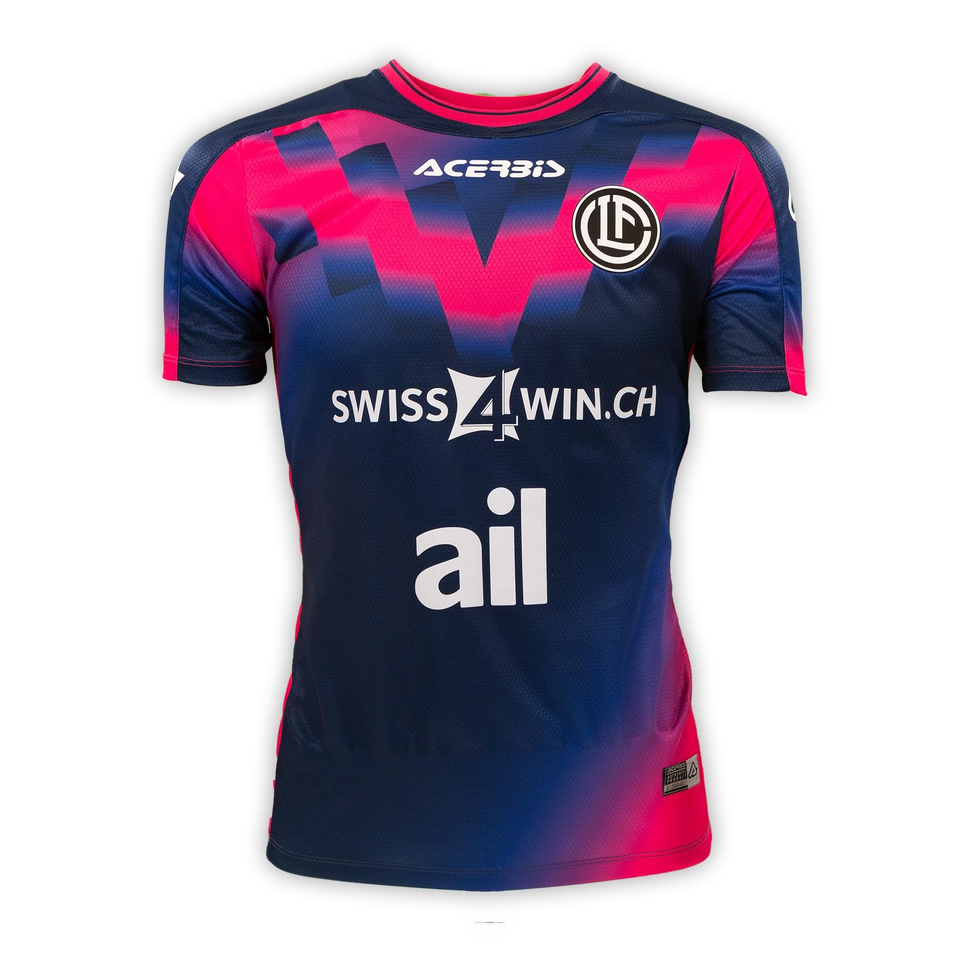 Maglia Third FC Lugano 2021-22
