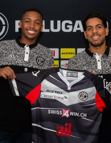 Luis Phelipe e Yuri bianconeri. In prestito Sasere, rescinde Ardaiz