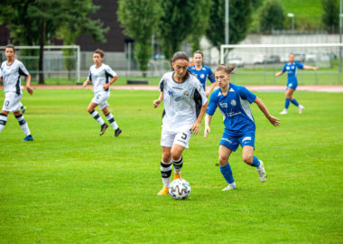 Luna Gianotti convocata con la 'Nati' U19