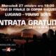 Coppa Svizzera: entrata gratuita per Lugano-Young Boys